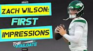 What Zach Wilson will face vs Bill Belichick's Patriots defense in Week 2 | The Tailgate