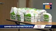 School District of Palm Beach County to provide free meals to students in need over the summer
