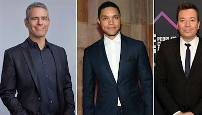Andy Cohen, Trevor Noah, Jimmy Fallon & More Late Night Hosts Unite for First-Ever Climate Night