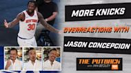 Knicks overreactions featuring Jason Conception | The Putback with Ian Begley