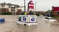 Louisiana flooding leaves at least four dead