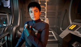 'Star Trek: Discovery': Blu del Barrio on Playing Franchise's First Non-Binary Character (Exclusive)