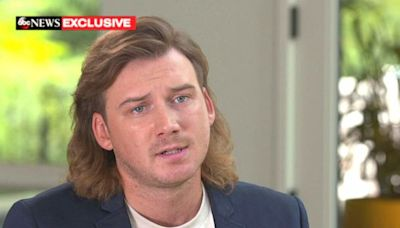 Morgan Wallen speaks out on using a racial slur in 'GMA' interview with Michael Strahan