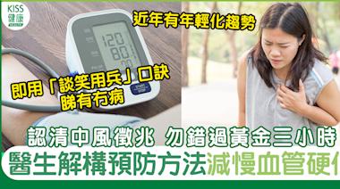 中風3大前兆+急救治療方法   健康   Sundaykiss 香港親子育兒資訊共享平台