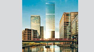 首都最高住宅新盤 562萬入場
