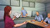 【全文】受刑人被迫當女老師面如廁 嘉義監獄管理失當亂象叢生