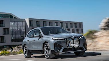 全新 BMW iX 豪華純電旗艦休旅 魅力凌駕