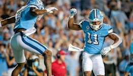 It took a while, but the Tar Heels finally played like the team they said they'd be