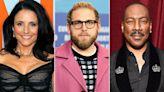 Julia Louis-Dreyfus Set to Star Alongside Jonah Hill and Eddie Murphy in Upcoming Netflix Comedy