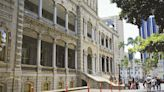 Iolani Palace receives $500K grant for repairs - Pacific Business News