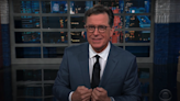 Stephen Colbert makes some good points about Jeff Bezos' joyride to space