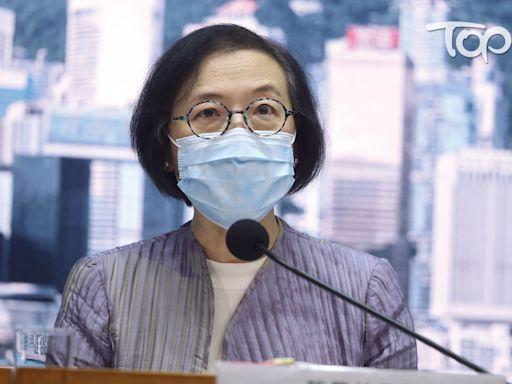 【兩地通關】陳肇始:正檢討豁免檢疫安排稍後公佈詳情 薛永恒指會檢視及提升「香港健康碼」 - 香港經濟日報 - TOPick - 新聞 - 社會