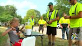 Iowa community surprises kids after robbery at lemonade stand