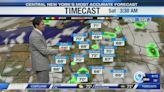 WATCH: Evening is dry, but a few showers are possible late tonight