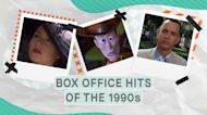 The top 10 box office hits of the 1990s