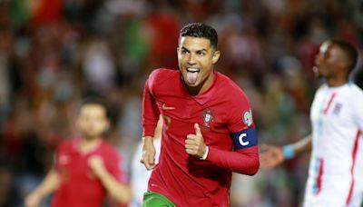 世盃外|C朗拿度第10次戴帽創新紀錄 葡萄牙5:0大炒盧森堡