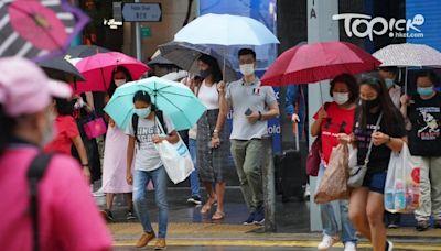 【天氣不穩】颱風「蒲公英」下周一或升超強颱風 天文台料明狂風雷暴 - 香港經濟日報 - TOPick - 新聞 - 社會