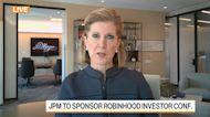 JPMorgan's Erdoes on Robin Hood Partnership, Cryptocurrencies