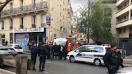 Knife attack near former Charlie Hebdo office in Paris