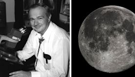 Late Geologist's Dream Of Going To Moon Finally Comes True And The Story Is Beautiful.