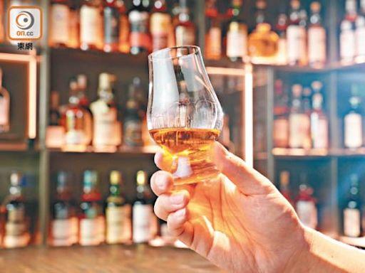 威士忌VS馬天尼 餐前先酌美酒