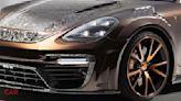能跑、能獵還「超高級」!Porsche Panamera Sport Turismo「Mansory豪車金裝」套件