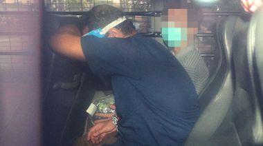 確診變種肺炎印裔男涉虛報行蹤被控 再次申請保釋外出終獲批准 | 蘋果日報