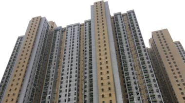 信報地產投資 -- 錦英苑高層兩房555萬新高價沽
