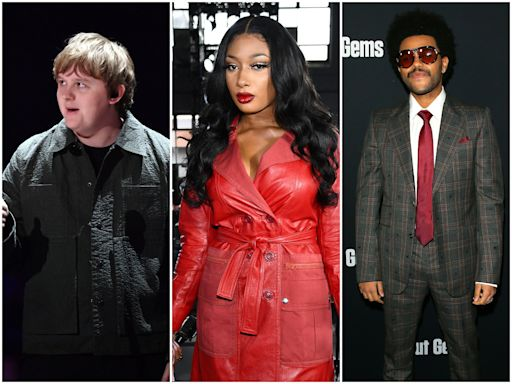 Full list of AMA nominations: Lewis Capaldi leads UK nominations as The Weeknd and Roddy Ricch battle it out