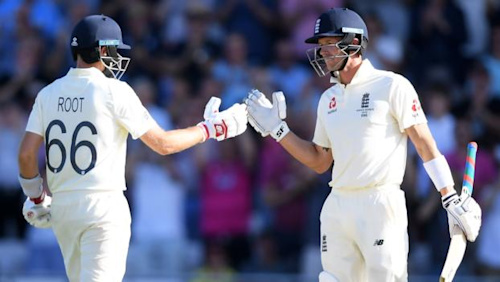 Ashes 2019: Joe Root fights to keep England's Ashes hopes alive