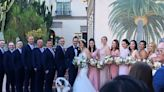 I do: Wie ties the knot with West in big Beverly Hills ceremony