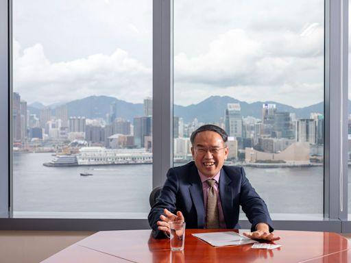 香港先前動用國安法凍結資產 但庫務局長稱眼下一切如常