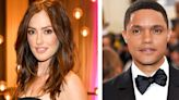 Trevor Noah and Minka Kelly Were Spotted Celebrating His Birthday at In-N-Out, Confirming They're Still On