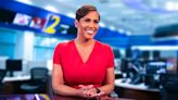 Channel 2's Jovita Moore is home and thanks all of you for your support