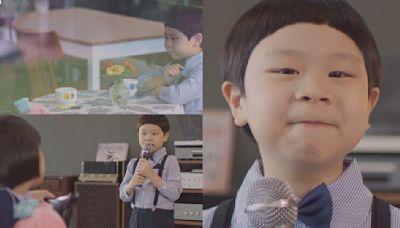 《機智醫生生活2》特輯片段:羽朱唱了爸爸的主打歌《喜歡喜歡》給喜歡的人聽,這音準更像頌和啊 XD