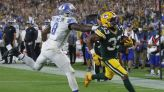 Lions grades: Offense goes missing late as defense gets torched by Packers' Aaron Rodgers-Aaron Jones