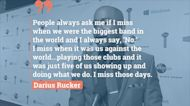 """Darius Rucker Shares Why He Doesn't Miss Being the Frontman for """"The Biggest Band in the W"""