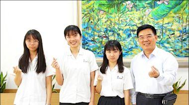 嘉女3學生 資安競賽奪全國亞軍