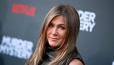 Jennifer Aniston explains why she found the Friends reunion 'brutal' to film
