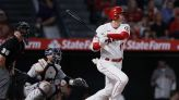 Ohtani goes into HR Derby mode as Angels rout Tigers