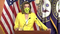 Nancy Pelosi estimates 75% of House members have been vaccinated