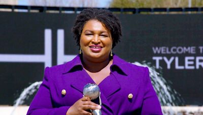 3 of Stacey Abrams' romance novels to return to bookshelves