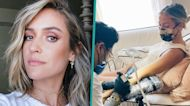 Kristin Cavallari Gets Meaningful Tattoo Of 'Sign' She Found During 'Difficult Times'