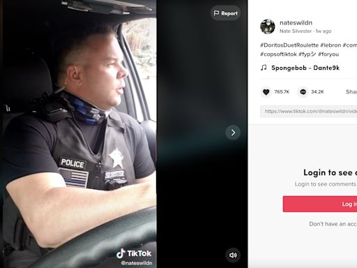 Idaho cop whose TikTok mocked LeBron James over his Ma'Khia Bryant comments has raised $300,000