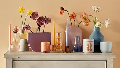 It's Official: These Spring Decor Items Are Trending on Amazon, from Ceramic Vases to Plant Terrariums