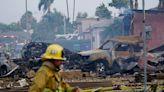 小飛機加州墜毀至少2死2傷 數棟住宅摧毀
