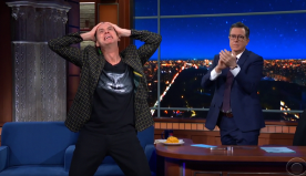 Jim Carrey Recreates A Bunch Of His Classic Comedy Lines In A Dramatic Way