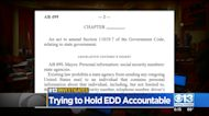 Five-Year CBS13 Investigation Holds EDD Accountable For Mailing SSNs