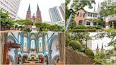韓國大邱微歐風浪漫散步之旅~桂山洞聖堂、青蘿之丘、第一教會,近代文化胡同百年風華