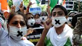 Anger in India after 'gang rape' and forced cremation of nine-year-old Dalit girl